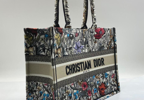 Сумка-тоут Christian Dior Book Tote