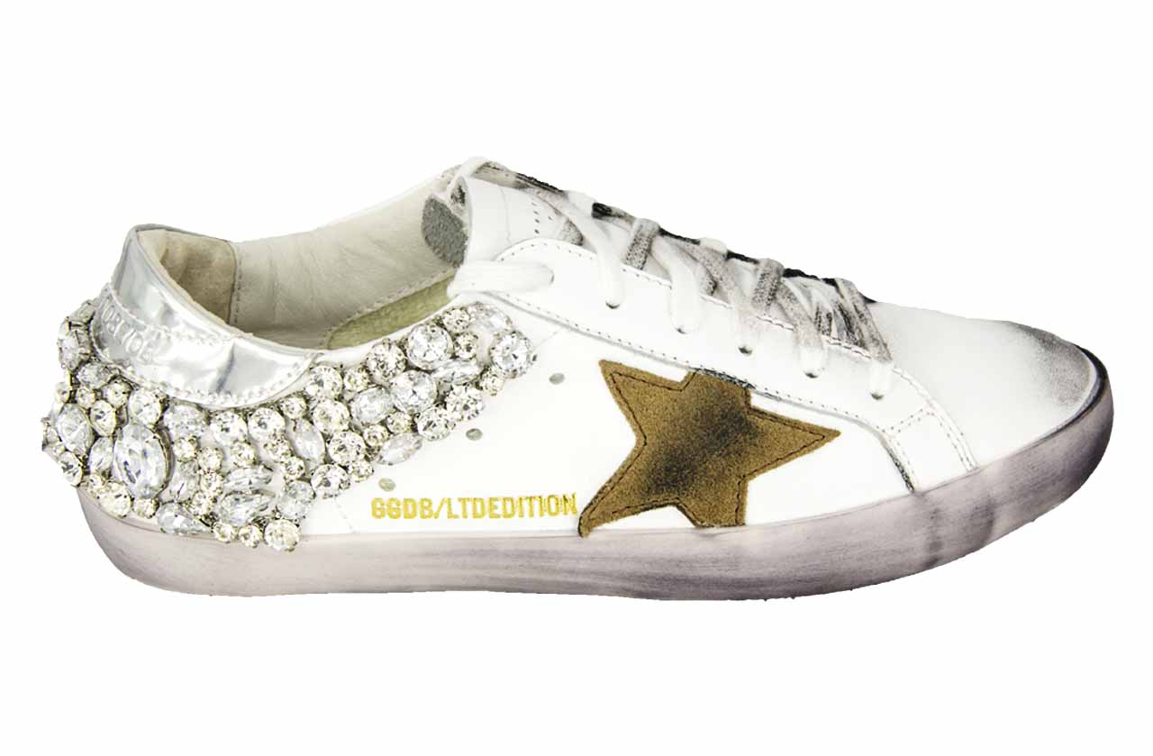 Golden Goose Deluxe Brand Gold Star
