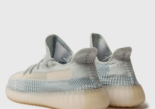 Кроссовки Adidas Yeezy Boost 350 V2 Cloud White