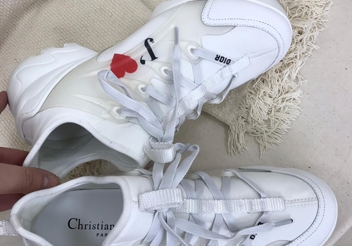 Сникерсы Christian Dior D-connect