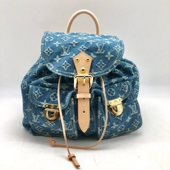 Женский рюкзак Louis Vuitton текстиль